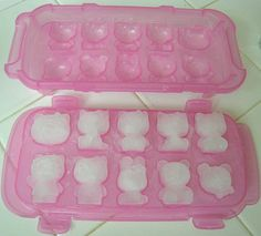 hello kitty ice tray