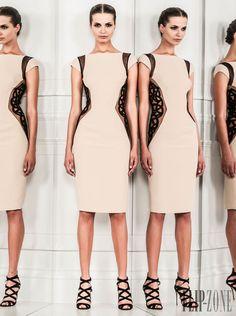 Zuhair Murad - Pret a porter - Primavera-Estate 2014 - http://it.flip-zone.com/fashion/ready-to-wear/fashion-houses-42/zuhair-murad-4209