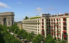 The Napoleon Paris hotel is located just a short walk to the Arc de Triomphe and the Champs-Elysees. Paris Hotels, Hotel Paris, Paris City, Paris Paris, Tour Eiffel, Vogue Mexico, Hotel Restaurant, Triomphe, Napoleon