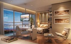 ideas para decorar loft