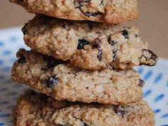 混ぜて焼くだけ♪オートミール クッキーの画像