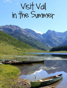 Family Travel: Visiting Vail in the Summer with Kids #Colorado - Bare Feet on the Dashboard