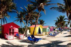 Resort auf den Bahamas