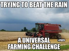 I love our farmers