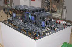 La experiencia completa de un concierto recreada con LEGO | Noiselab