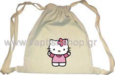 Τσάντα Πουγκί Hello Kitty