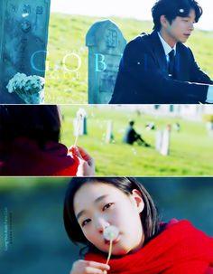 goblin, Korean Drama, go eun, gong yoo
