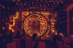 The World's First Kinetic Steampunk Bar Opens in Romania