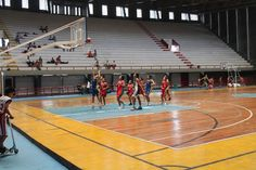 En el Coliseo Mayor, se llevara a cabo la segunda fecha de la I Copa Infantil de Baloncesto
