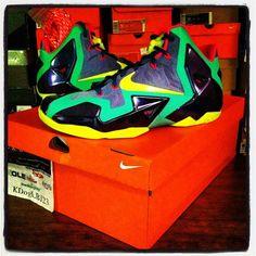 sports shoes 0873c 5ae1d Nike LeBron 11 XI - T-Rex Men s Lebron 11, Nike Lebron, Firs