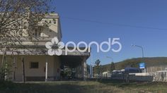 Train Station La Calera - Stock Footage | by BucleFilms