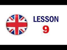 Kurz angličtiny pro samouky: Lekce 9 - YouTube English Speech, English Story, Teaching English, Learn English, Oxford English, Voice Of America, Safety Posters, American Story, Free Printable Worksheets