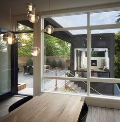 Une petite maison à deux étages très design avec son plan de construction ! | Pressealgerie.fr - Presse Alg�rie