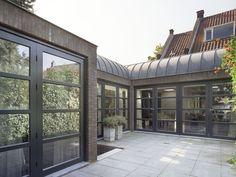 Architectenbureau Koppens // Verbouw/aanbouw stadswoning te Oss