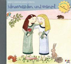 Schneeweißchen und Rosenrot: Die drei Brüder /Des Teufels rußiger Bruder /Das Waldhaus / Lumpengesindel von Elmar Gunsch http://www.amazon.de/dp/3895556017/ref=cm_sw_r_pi_dp_0YLSub1ZYKADK
