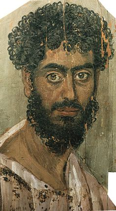 portraits du fayoum - ✖️Roman Fayum Mummy Portraits ✖️ More Pins Like This One At FOSTERGINGER @ Pinterest ✖️