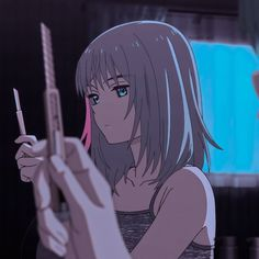 Depression Cartoon, Anime Depression, Anime Crying, Marvel, Aesthetic Anime, Pop Culture, Weird, Sad, Kawaii