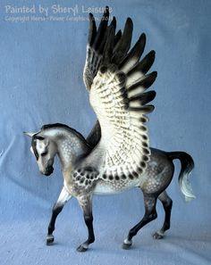 Pegasus Fantasy - Sheryl Leisure. How do I buys this???