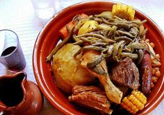n many typical canarian restaurants you might find a puchero canario, which is simply the vegetable stew prepared on the slow heat.