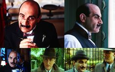 Montage Poirot and Hastings