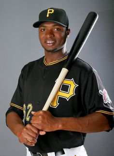 Gregory+Polanco+Pittsburgh+Pirates+Photo+