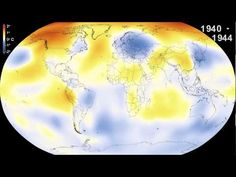 This iconic animation from our friends at NASA depicts how temperatures around the globe have warmed from 1880 to 2014. | Click to watch and share video and read and share article