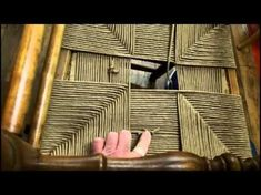 How to rush a chair seat - this tutorial is fabulous and detailed. I would love to do this!