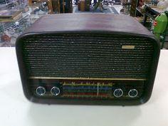 RADIO ANTIGO FRAHM PIONEIRO DO ANO DE 1962