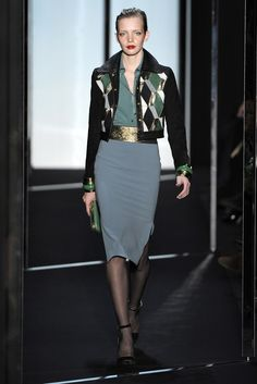 Diane von Furstenberg Fall 2011 Ready-to-Wear Collection Photos - Vogue