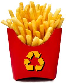 McDonald's Green Meeting Practices - yes, you read that right...McDonalds.