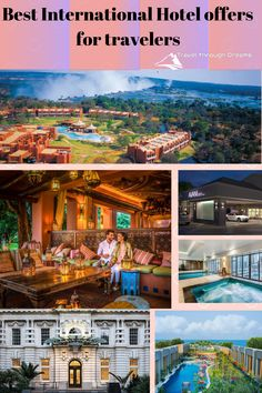 International hotel offers for travelers. Hi there, I believe accommodation or find a suitable place to stay is one of the main things to do when we are Us Travel, Travel Tips, Travel Around The World, Around The Worlds, When Us, Hotels And Resorts, Hotel Offers, Countries, Maine