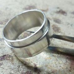925 sterling mens ring