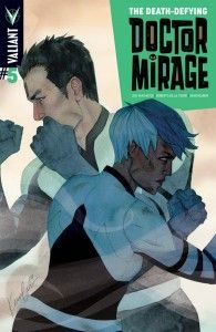 The Death-Defying Doctor Mirage #5 Review (Series Finale)