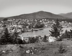 Missionary Ridge from Cameron Hill: Chattanooga, Tennessee 1902 | Photographium | Historic Photo Archive