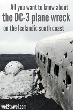 All you want to know about the DC-3 plane wreck on the Icelandic southcoast. Where to find it, how to get there and an inspiration series of photos. Check our blog for more details!