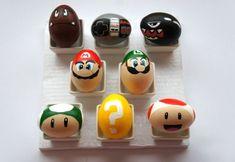 Create Amazing Nintendo-Themed Easter Eggs
