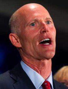 Rick Scott Gov of Florida /  Medicare Fraud