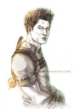 Minho - The Maze Runner by Lehanan on deviantART