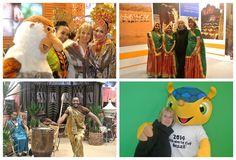 Sie ist die Weltleitmesse des Tourismus und präsentiert die gesamte Vielfalt des Reisens. Kein Wunder also, dass die ITB auch zahlreiche Blogger anzieht. Über