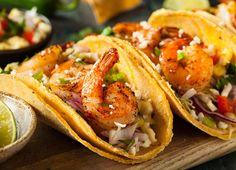 Tacos cu creveti