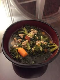 Tuscan Kale Soup Kale is a powerhouse superfood that I am determined to make part of my regular eating.  At just 33 calories, one cup of...