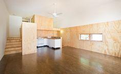 walls in plywood - Bing Afbeeldingen