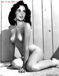 Nude elizabeth taylor