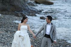 HKUST beach Hong Kong, Photoshoot, Wedding Dresses, Beach, Fashion, Bride Dresses, Moda, Bridal Gowns, Photo Shoot