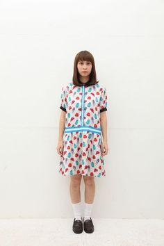 Dress  #gara #art #design #fashion #pop #graphic #print #japan #photo #cute #iphone #case #online #woman #men #cloth #hair #virgin #box #melantrick hemlighet #dress #onepiece