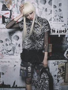 Soo Joo Park by Robbie Fimmano for Interview
