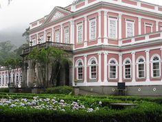 Museu Imperial, Petropolis Brazil by Boston Runner, via Flickr