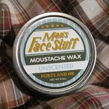 Man's Face Stuff Mustache Wax and other fun ideas for guys this year via the AoM Holiday Gift Gui Beard Wax, Mustache Wax, Art Of Manliness, Tight Curls, Full Beard, Positive Images, Christmas Gifts For Men, Man Up, Scented Wax