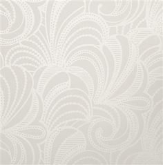 Pearl Romance Ornamental Wallpaper | Walls Republic