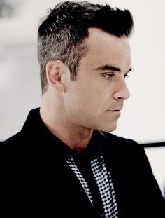 Robbie Williams for Farrell Robbie Williams Take That, Robert Williams, I Icon, Make You Smile, Future Husband, Superstar, Beautiful Men, Funny, Sexy Men